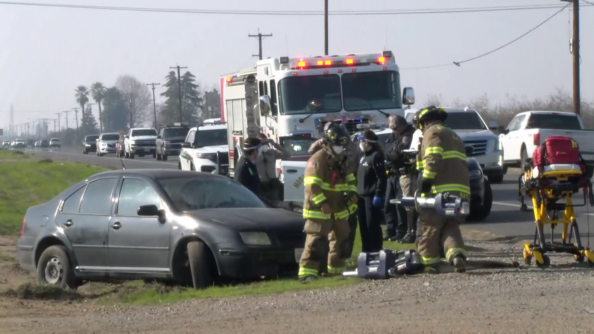 Teen killed in Hwy 180 crash identified