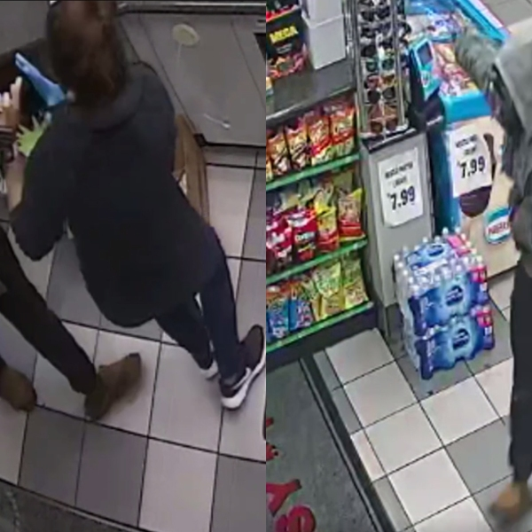 Armed robber points gun at gas station clerk's head, demands cash, police say