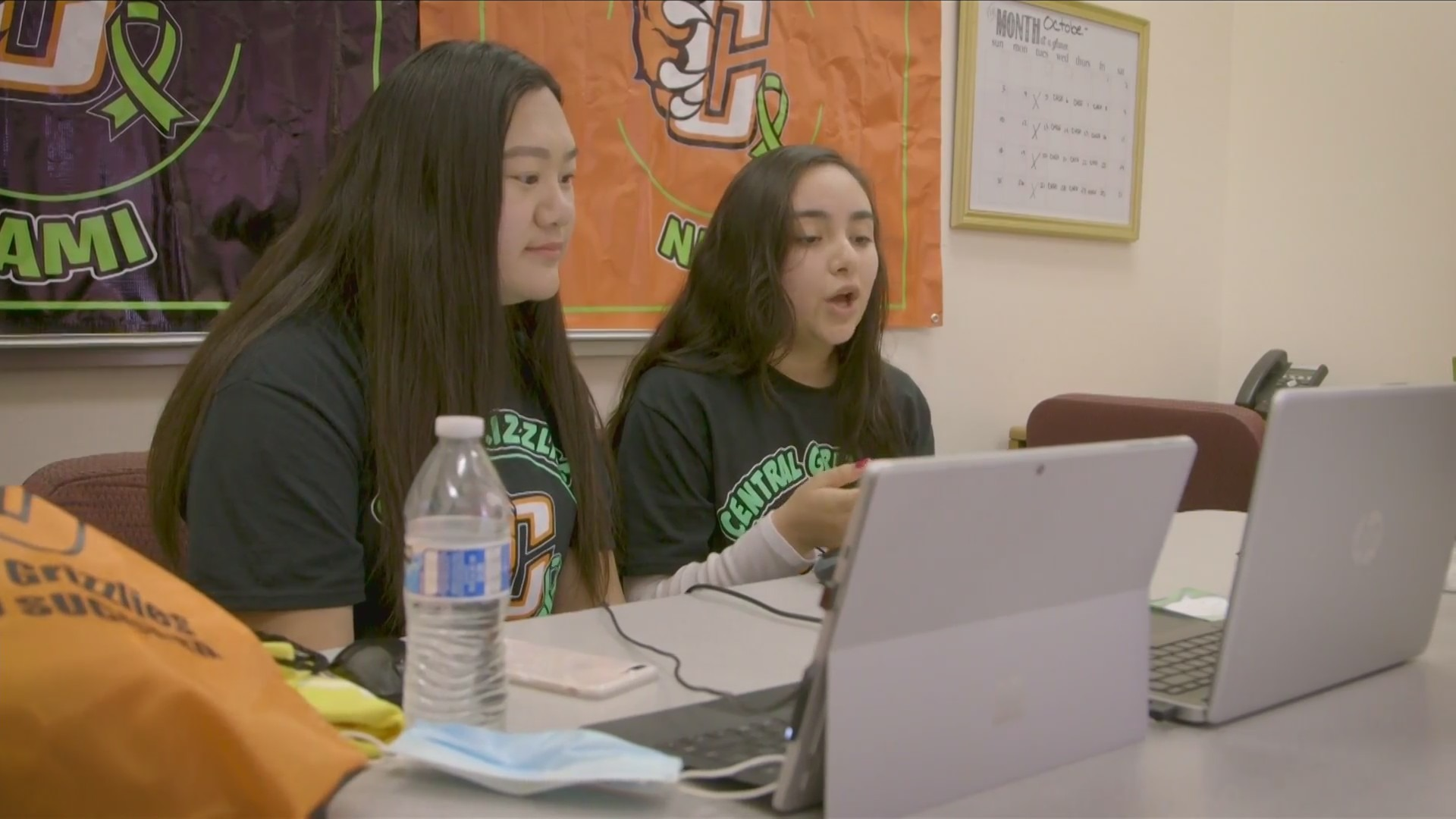 Students club together to highlight mental health