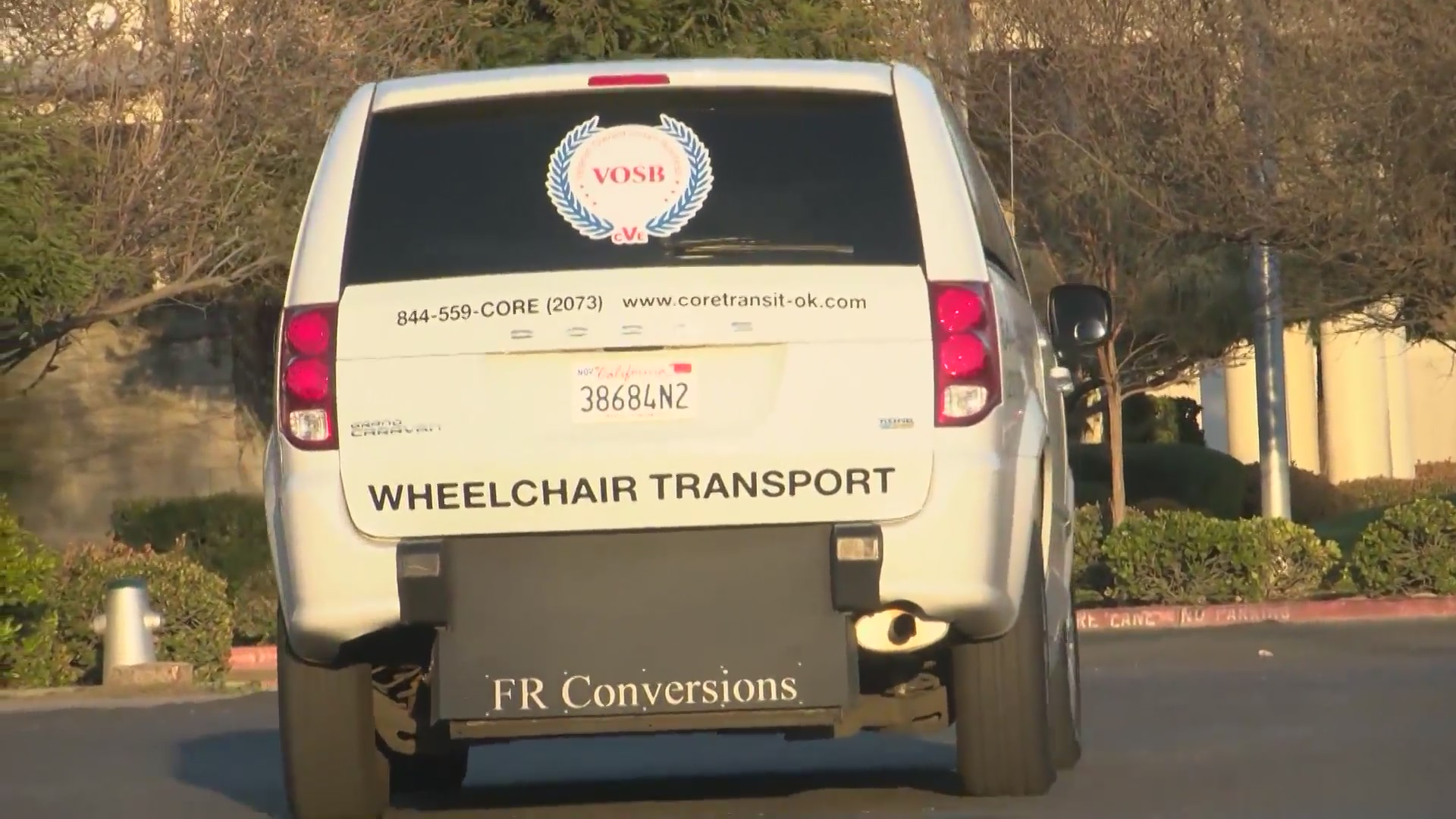 Transportation company contracted by VA hospital not paid properly for months, owed thousands