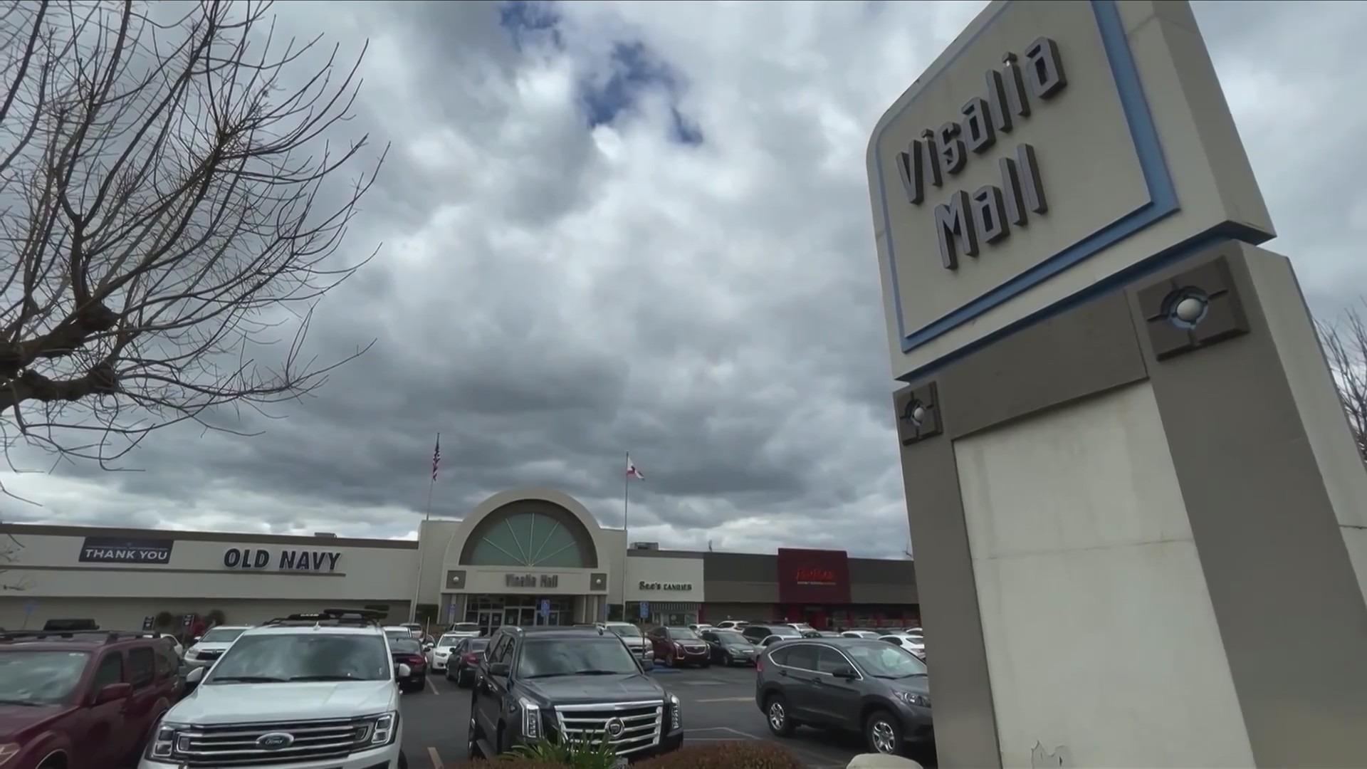 Visalia Mall, Tulare County