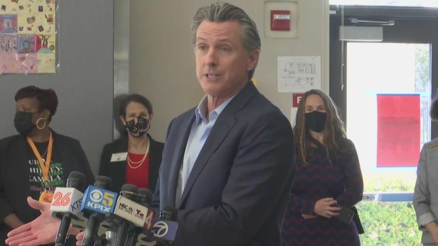 What's next after the recall Newsom signature deadline