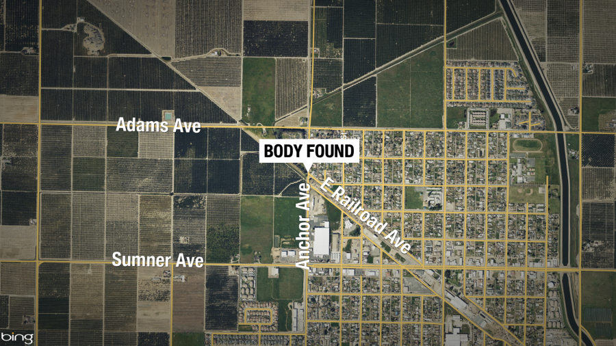 Dead body found in Orange Cove orchard, investigation underway, deputies say