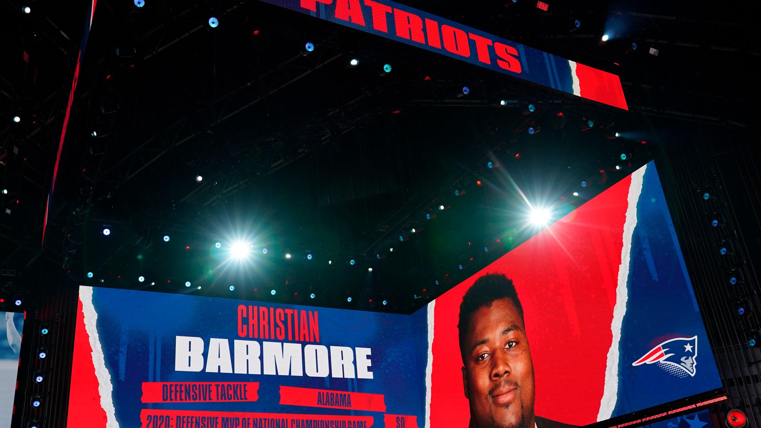 Christian Barmore