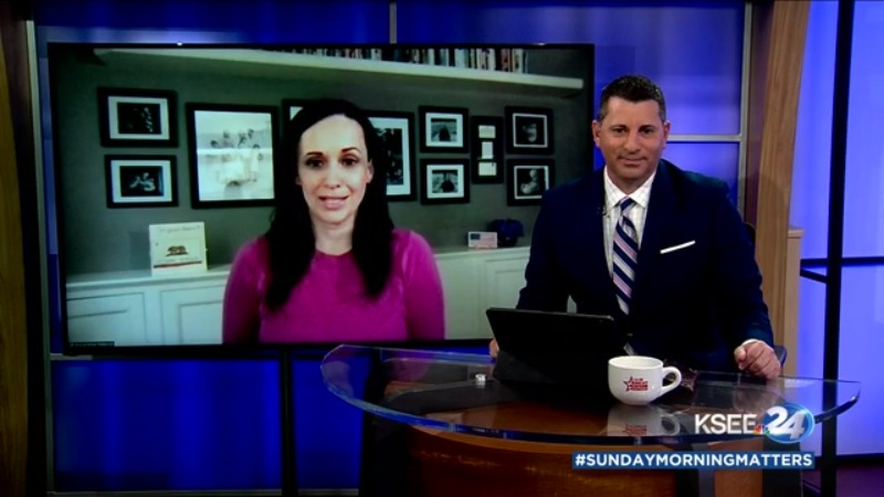 www.yourcentralvalley.com: Exclusive – Could recall backfire against CA GOP? State chair addresses latest polls, candidates and confidence in Valadao after impeachment vote