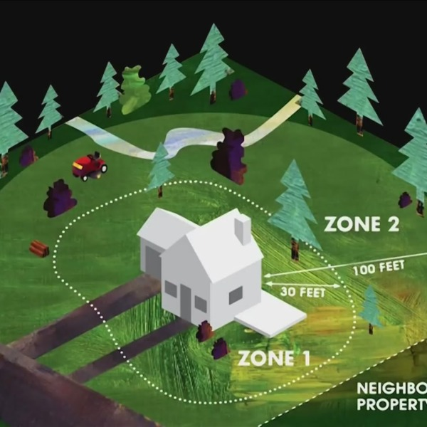 CAL Fire wants residents to create defensible space before wildfires arrive