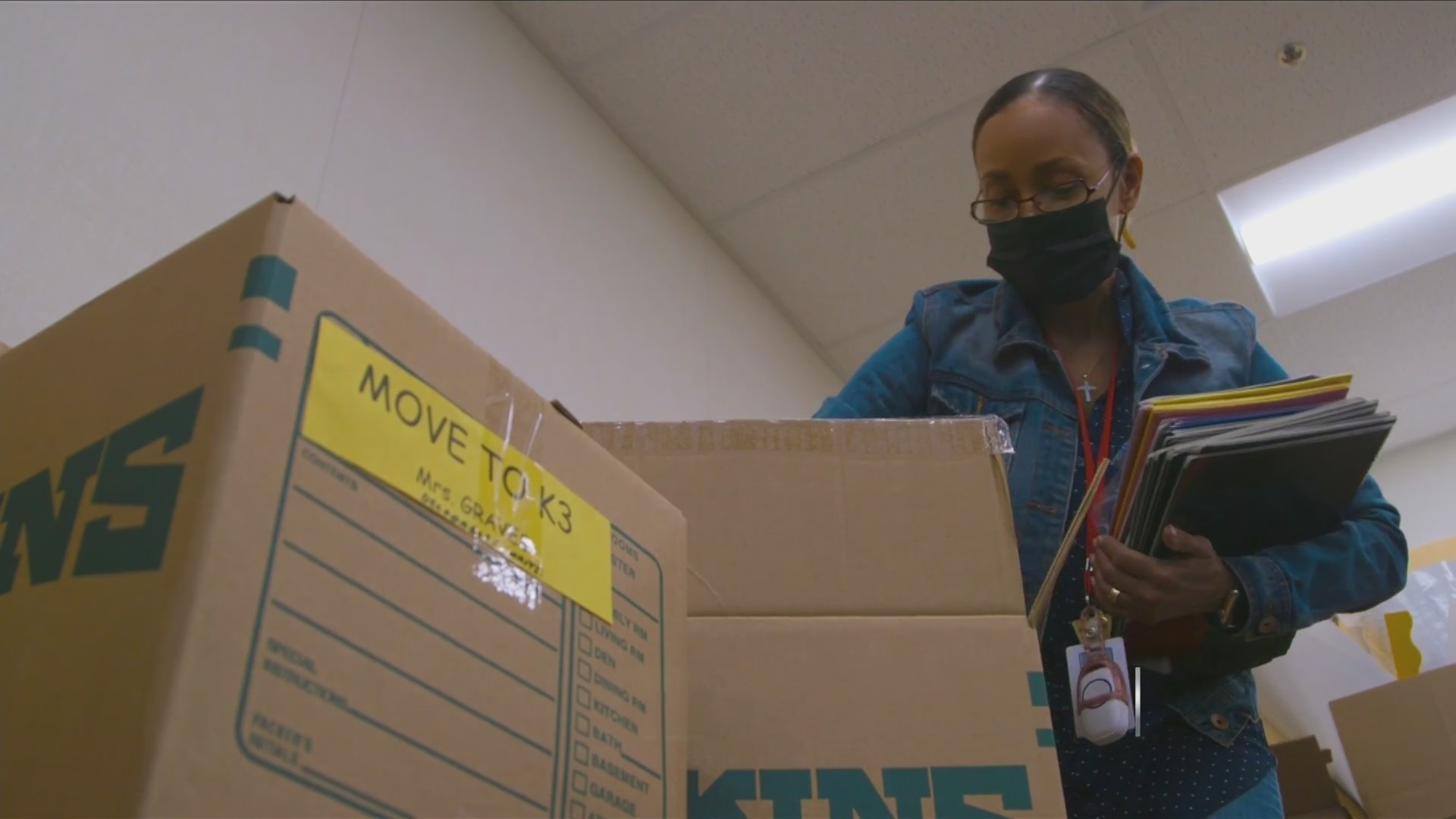Fresno Unified staff work to prevent classroom COVID-19 infections
