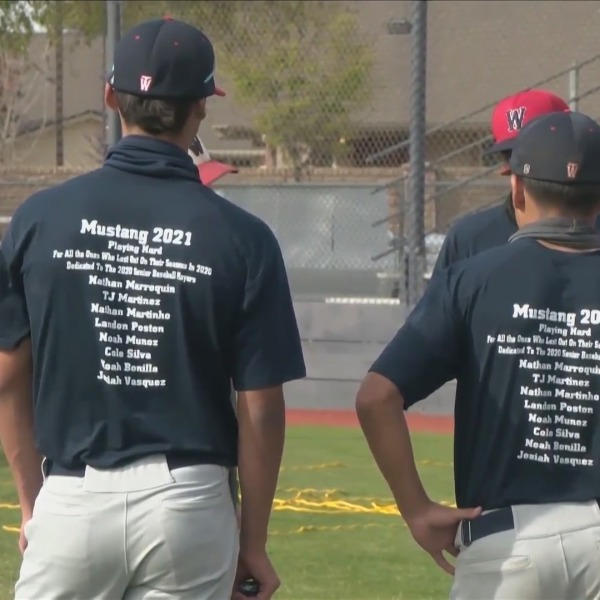 Your Character Matters: Baseball team athletes knock it out of the park