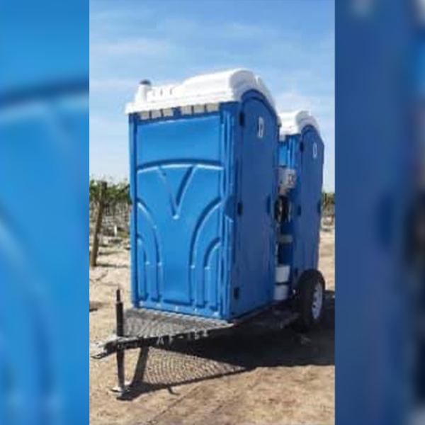 8 porta-potties stolen in Tulare County, deputies say