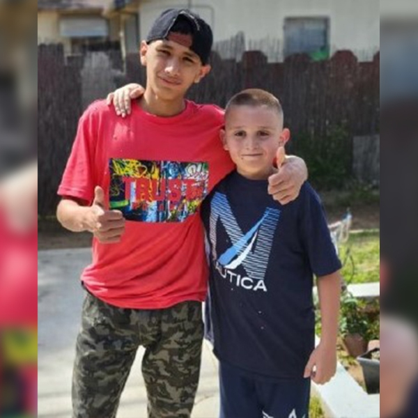 8-year-old Fresno boy found; 14-year-old brother still missing, police say