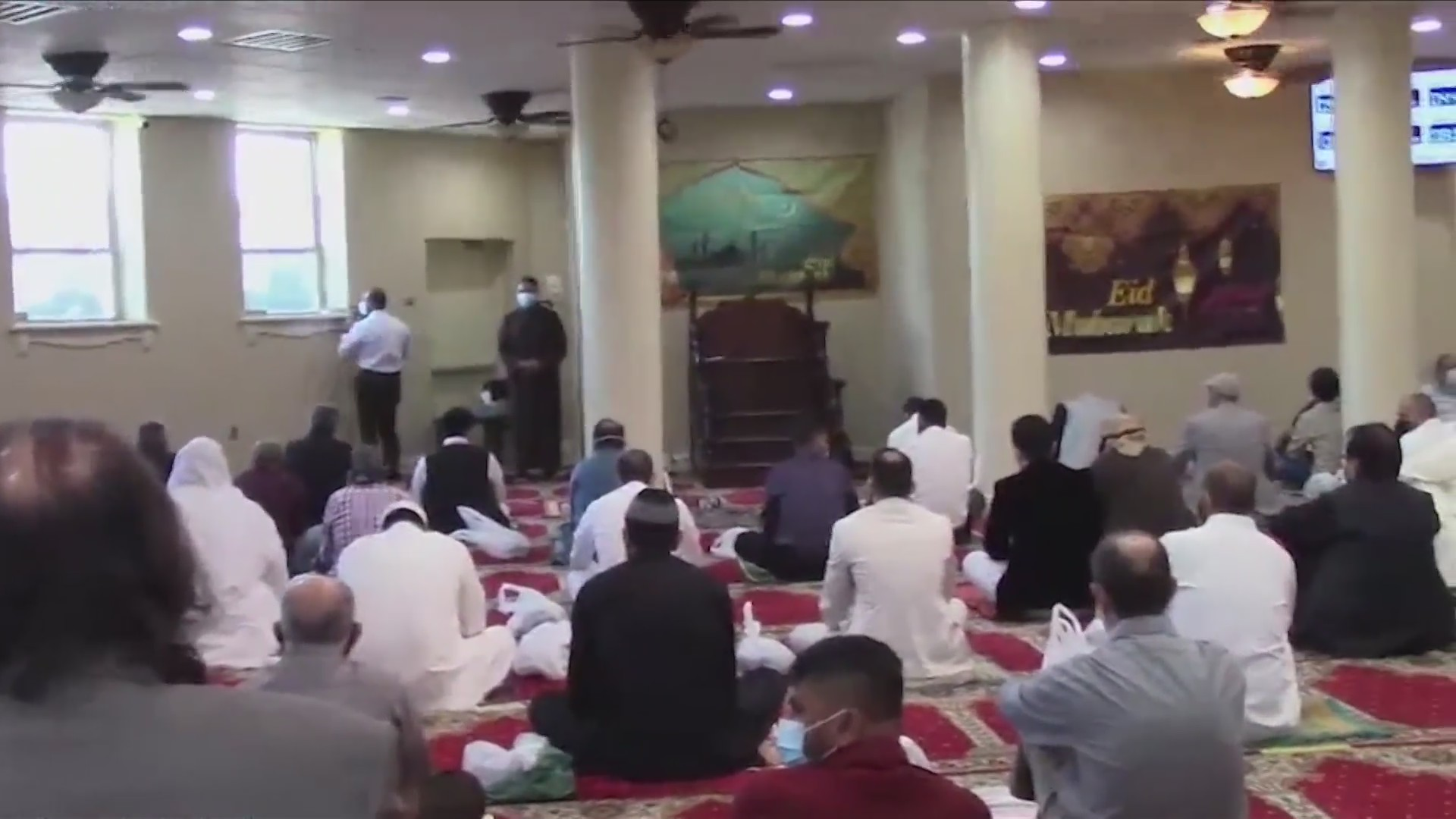 Fresno Muslim groups celebrate end of Ramadan with in-person prayers