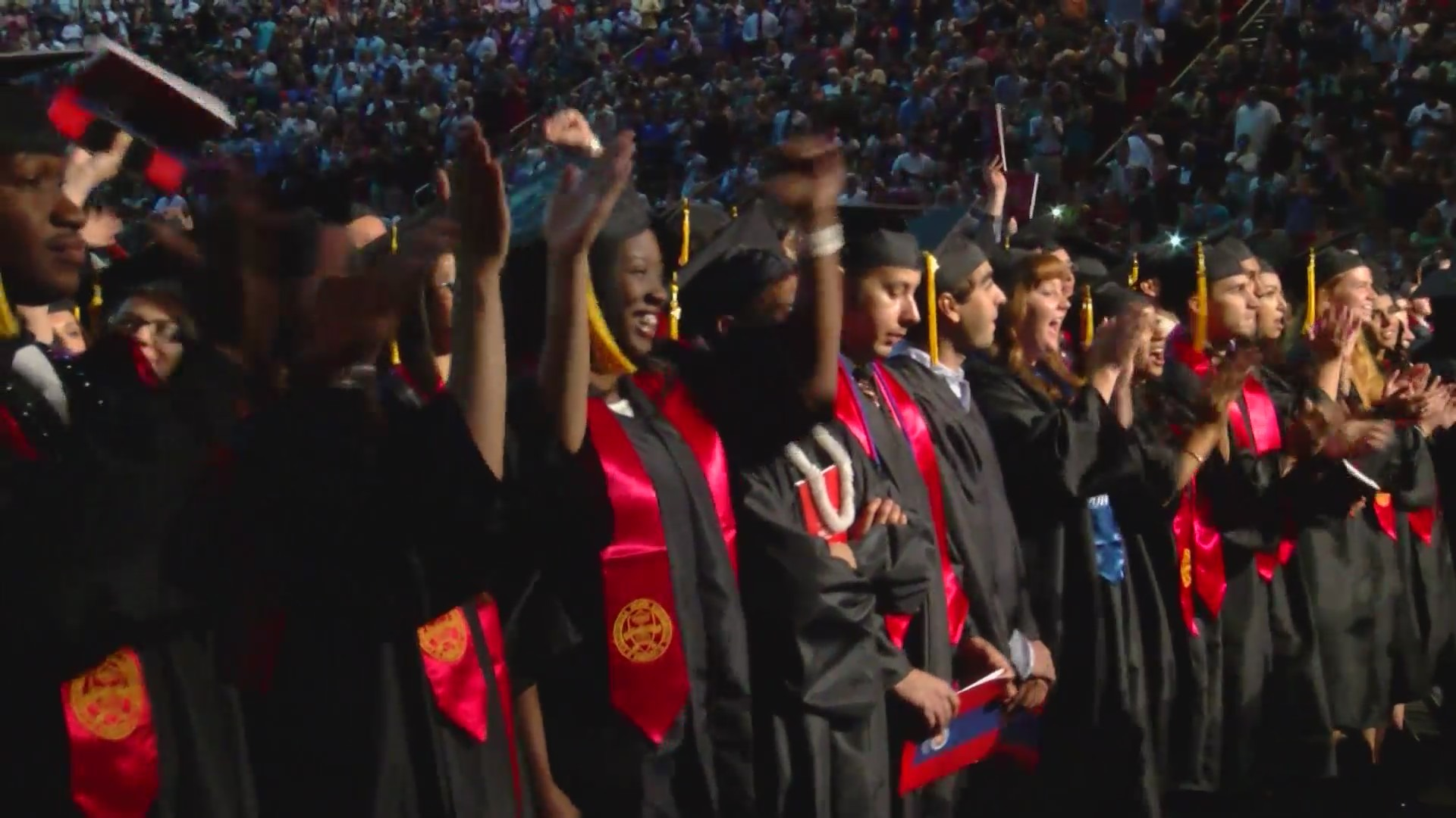 Fresno State is ready to celebrate the graduates of 2021 - and 2020