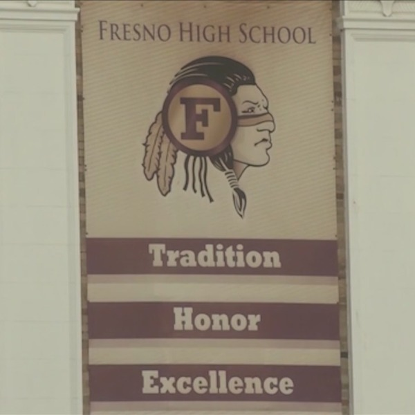 Lawsuit could delay mascot logo change at Fresno High School