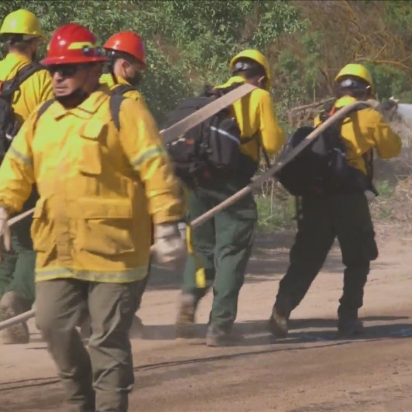 Local fire fighter program is training new recruits