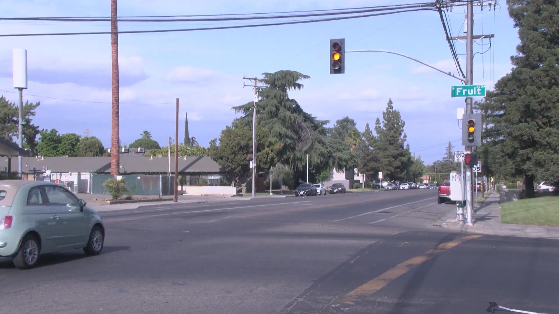 Man killed while running across Fresno street identified by coroner