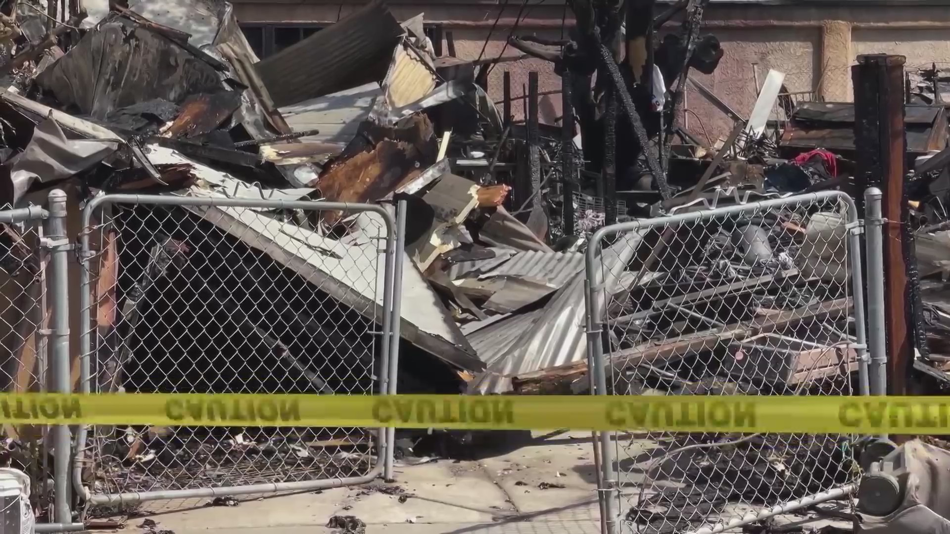 Witnesses from Fresno trailer park fire share terrifying details of inferno