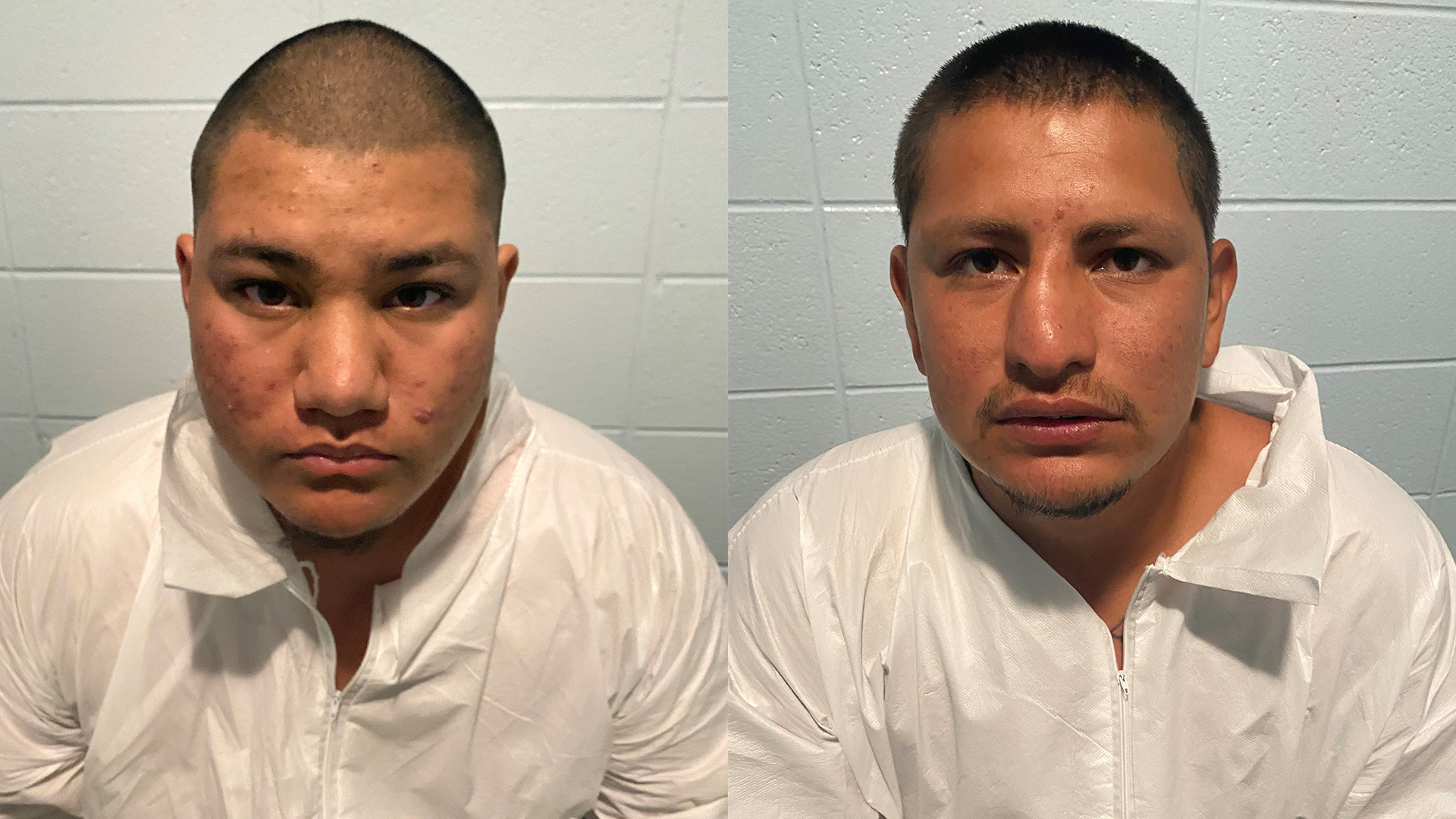 2 arrested after shooting at cops in Sanger, police say