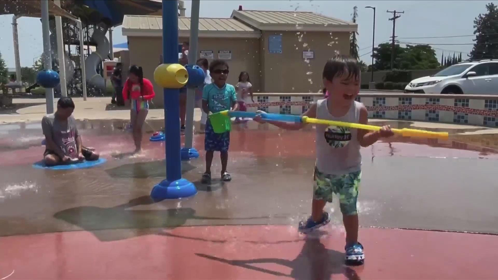 Fresno's 8 Splash Parks can make you cool again