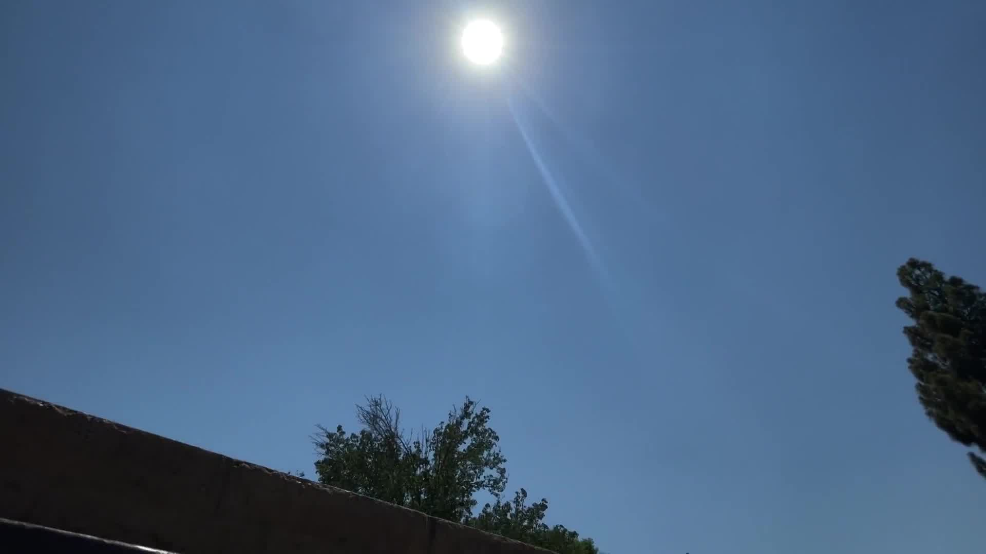 Heatstroke warning as temperatures rise in the Central Valley