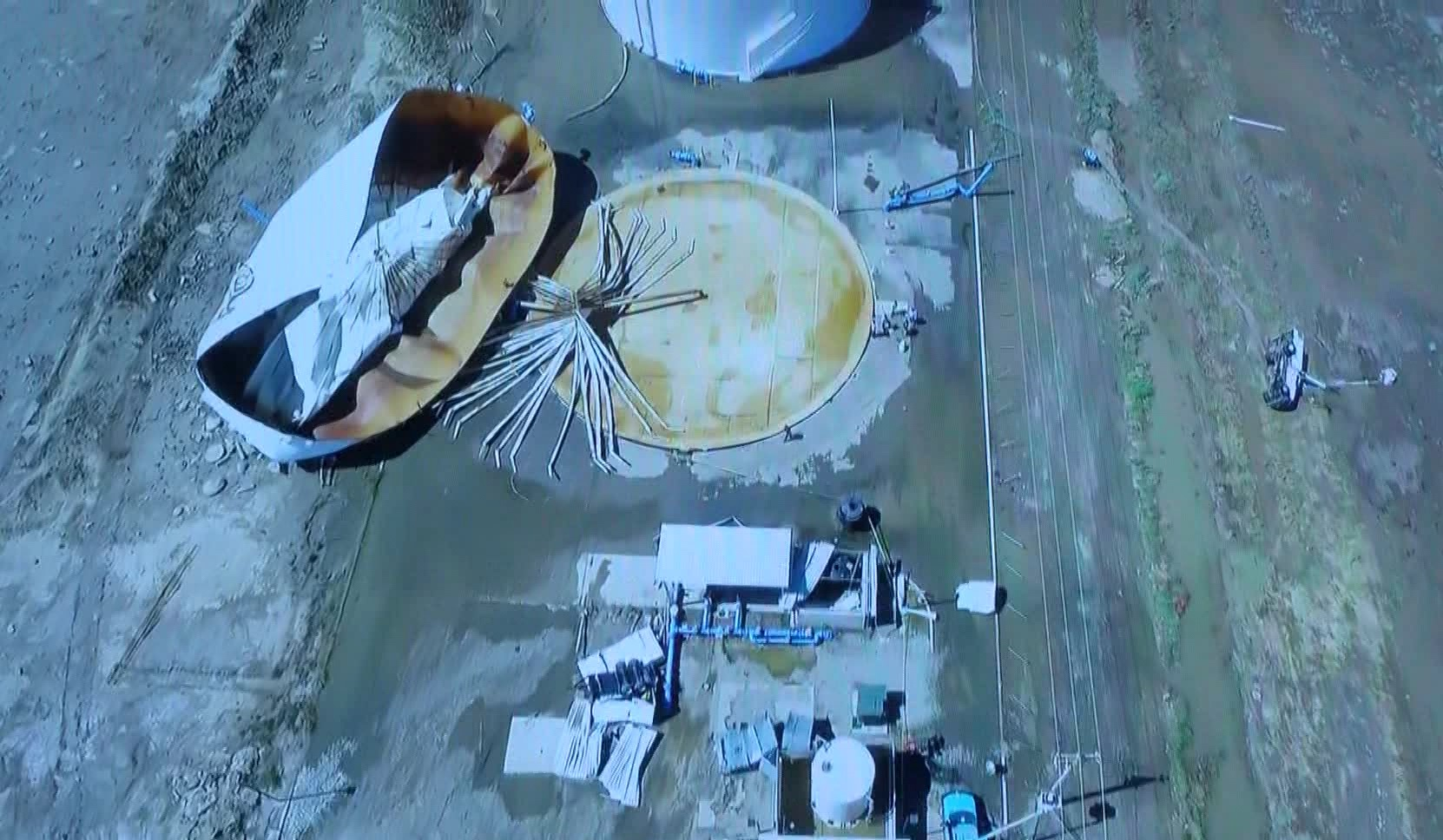 Lemoore restricts residents' water usage after deadly water tank explosion