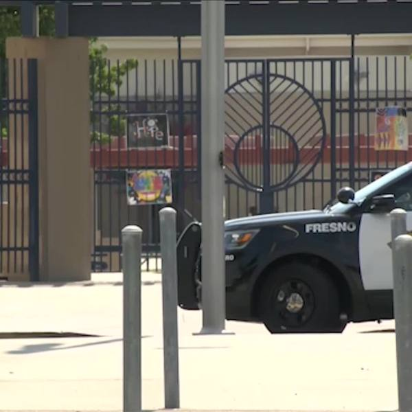 Police to remain on Fresno Unified campuses following board's vote