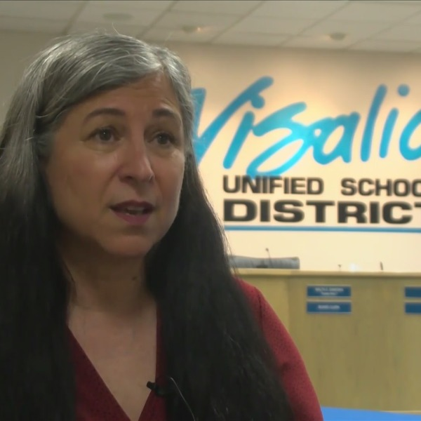 Visalia Unified's superintendent is getting ready for retirement