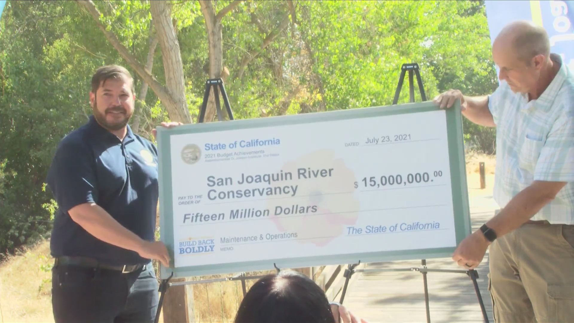 $15M of state money is going to the San Joaquin River Conservancy, critics say timing is questionable