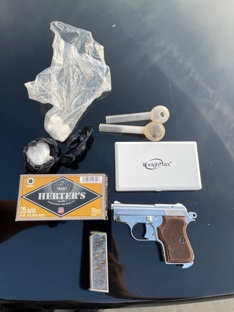 2 arrested after firearm brandished at a Visalia Motel 6, police say