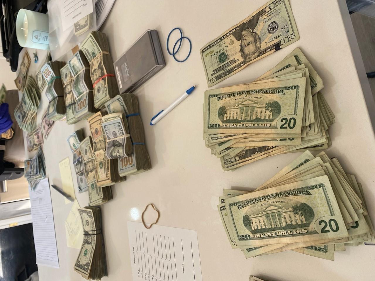 FBI raid in Porterville ends in 39 arrests
