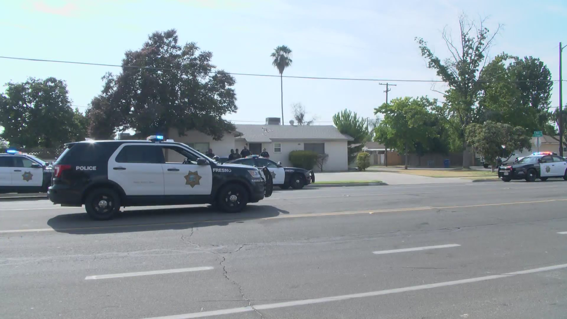 Man shot in central Fresno, investigation ongoing, police say