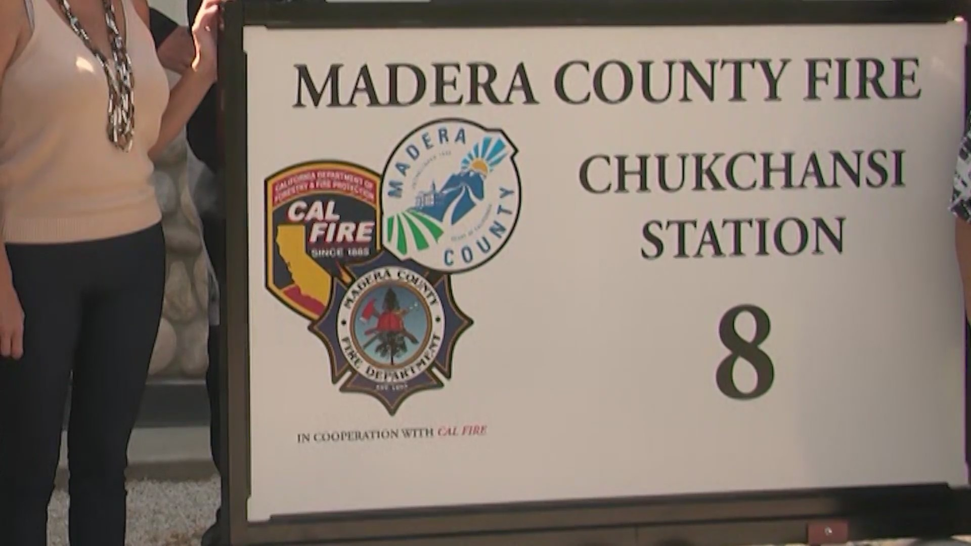 Picayune Rancheria sign agreement to expand Madera County's sheriff, fire services
