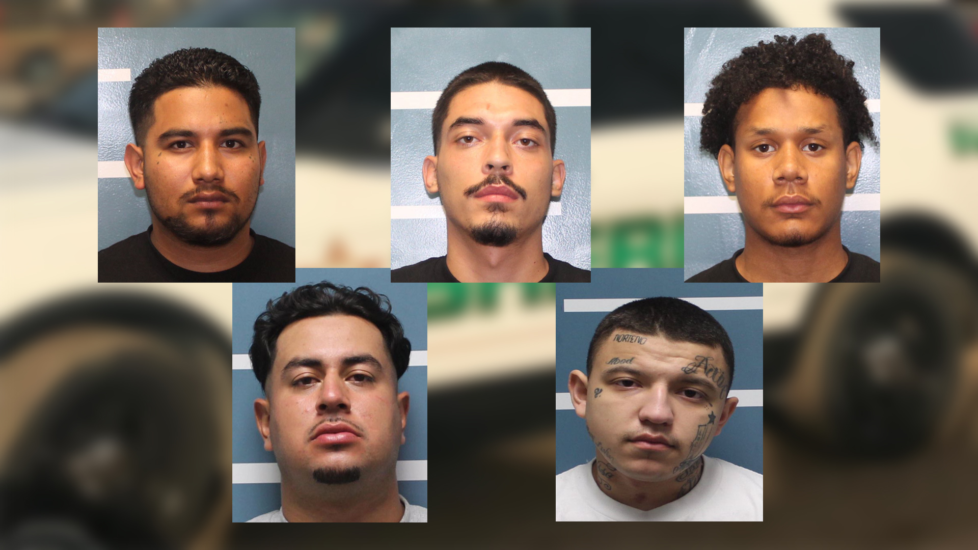 Man murdered during crime spree, 5 suspects identified, deputies say