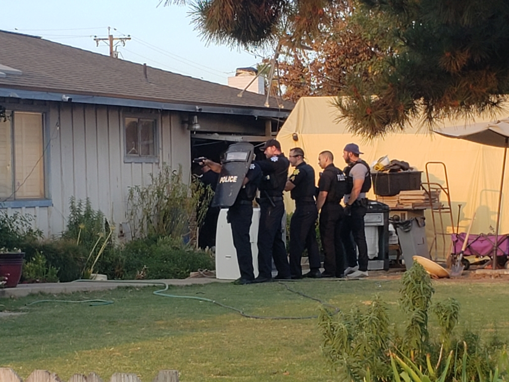 River Park robbery leads to Fresno shooting, suspects detained, police say