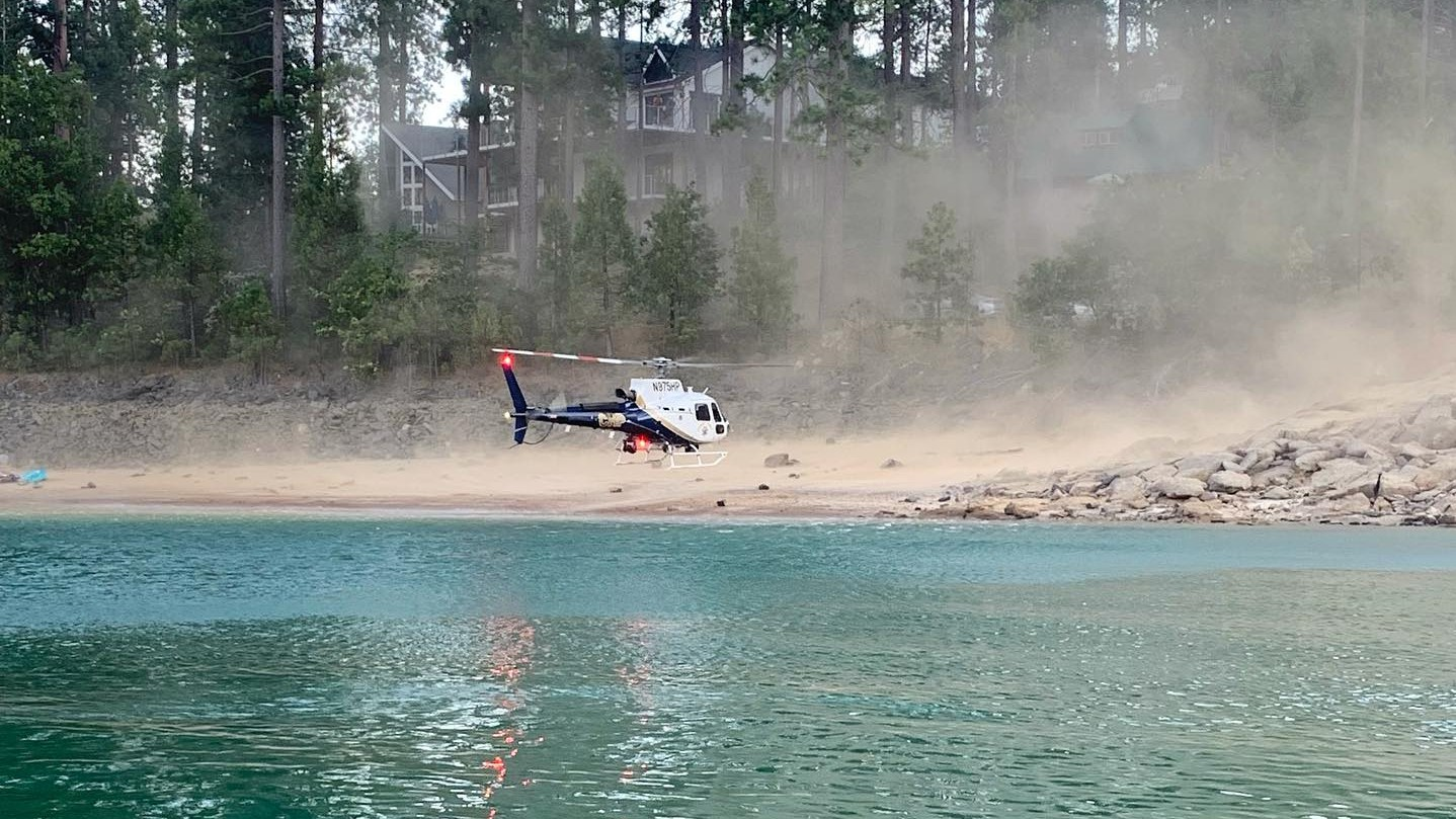 2-year-old boy saved by father's CPR after near-drowning at Bass Lake
