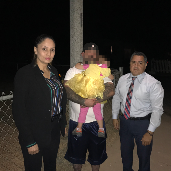 DA: Abducted child recovered from Del Norte County, returned to Tulare County