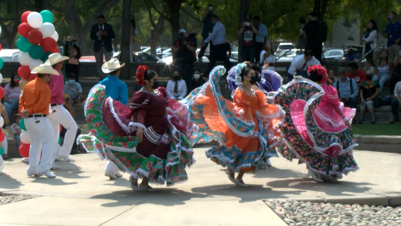 City of Fresno celebrates Mexican Independence Day - YourCentralValley.com
